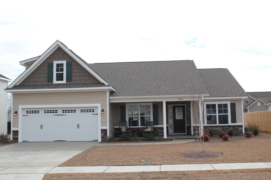 1840 Olive  Pine Way, Leland, NC 28451 (MLS #100021861) :: Century 21 Sweyer & Associates