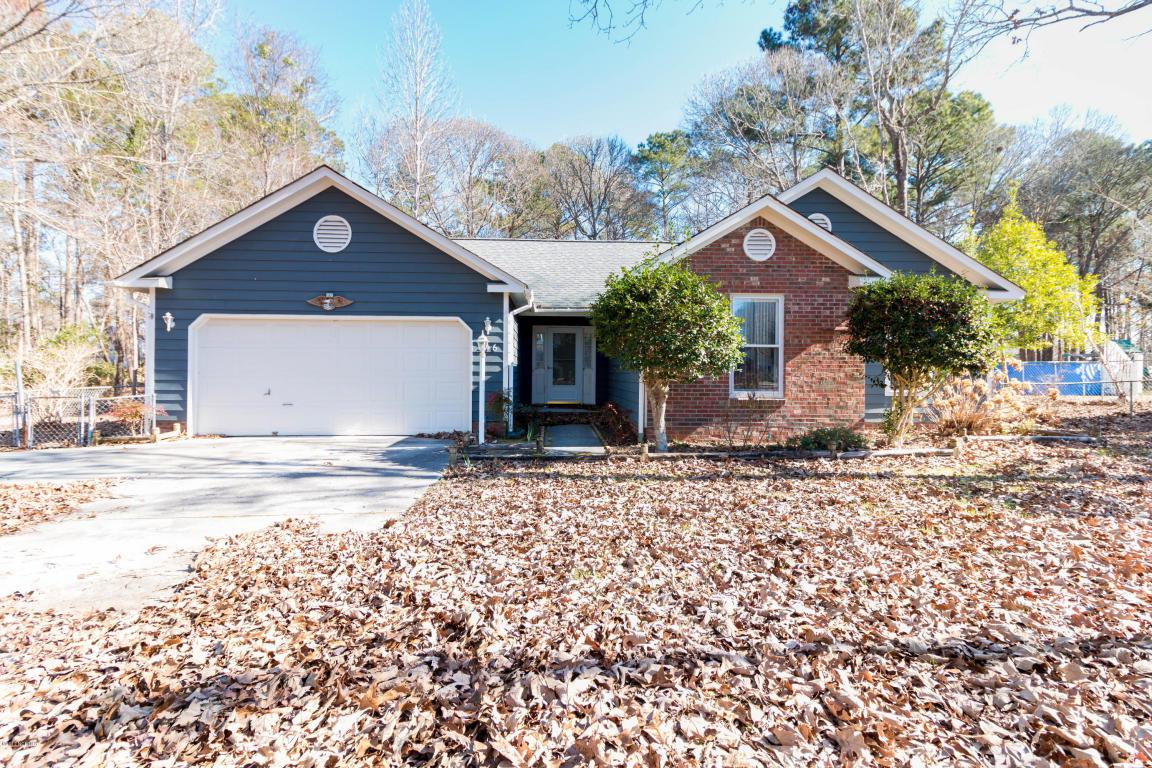 246 Baytree Drive, Jacksonville, NC 28546 (MLS #100021901) :: Century 21 Sweyer & Associates