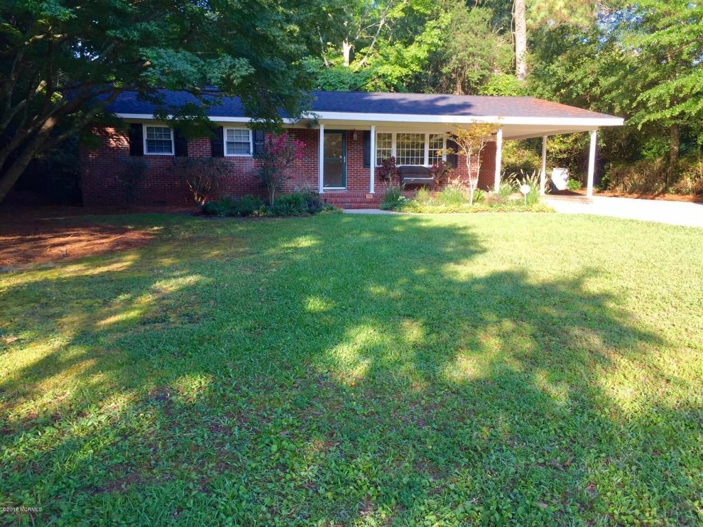 246 Lullwater Drive, Wilmington, NC 28403 (MLS #100022982) :: Century 21 Sweyer & Associates