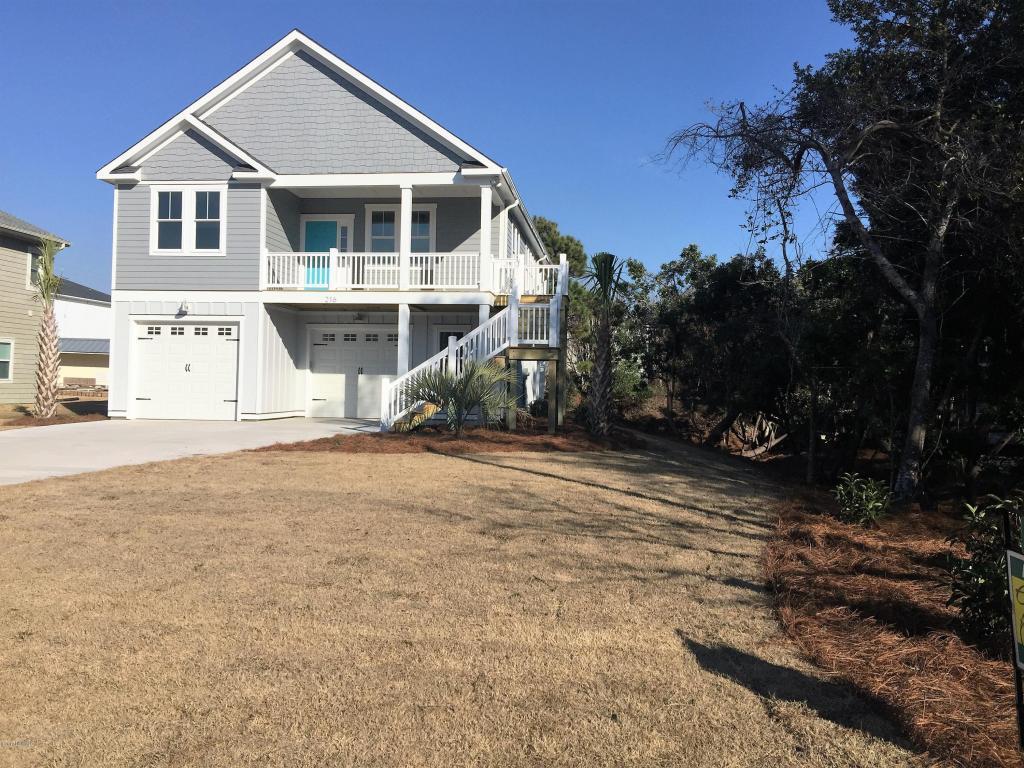216 Cedar Street, Emerald Isle, NC 28594 (MLS #100023472) :: Century 21 Sweyer & Associates
