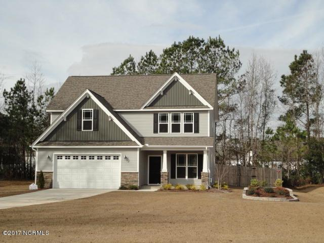 521 Park Meadows Drive, Newport, NC 28570 (MLS #100023808) :: Century 21 Sweyer & Associates