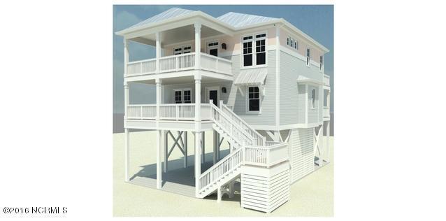 1410 E Dolphin, Oak Island, NC 28465 (MLS #100023857) :: Century 21 Sweyer & Associates
