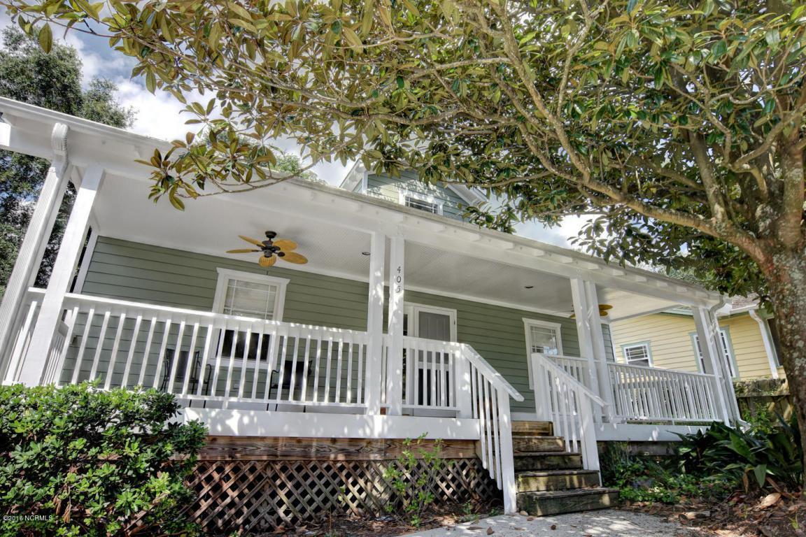405 Willard Street, Wilmington, NC 28401 (MLS #100023943) :: Century 21 Sweyer & Associates