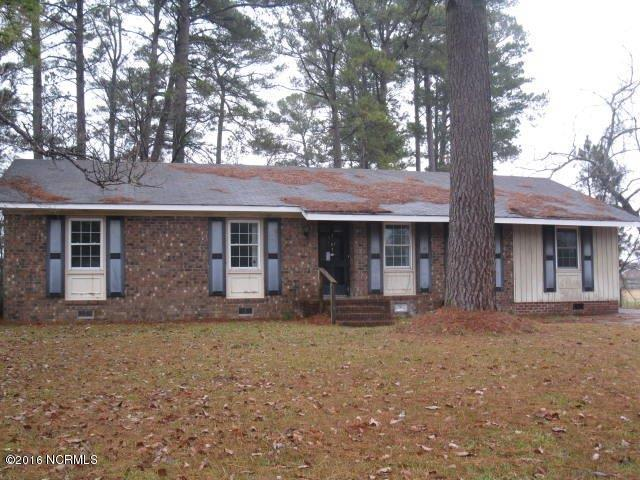 3207 Holly Trail SE, Wilson, NC 27893 (MLS #100024097) :: Century 21 Sweyer & Associates