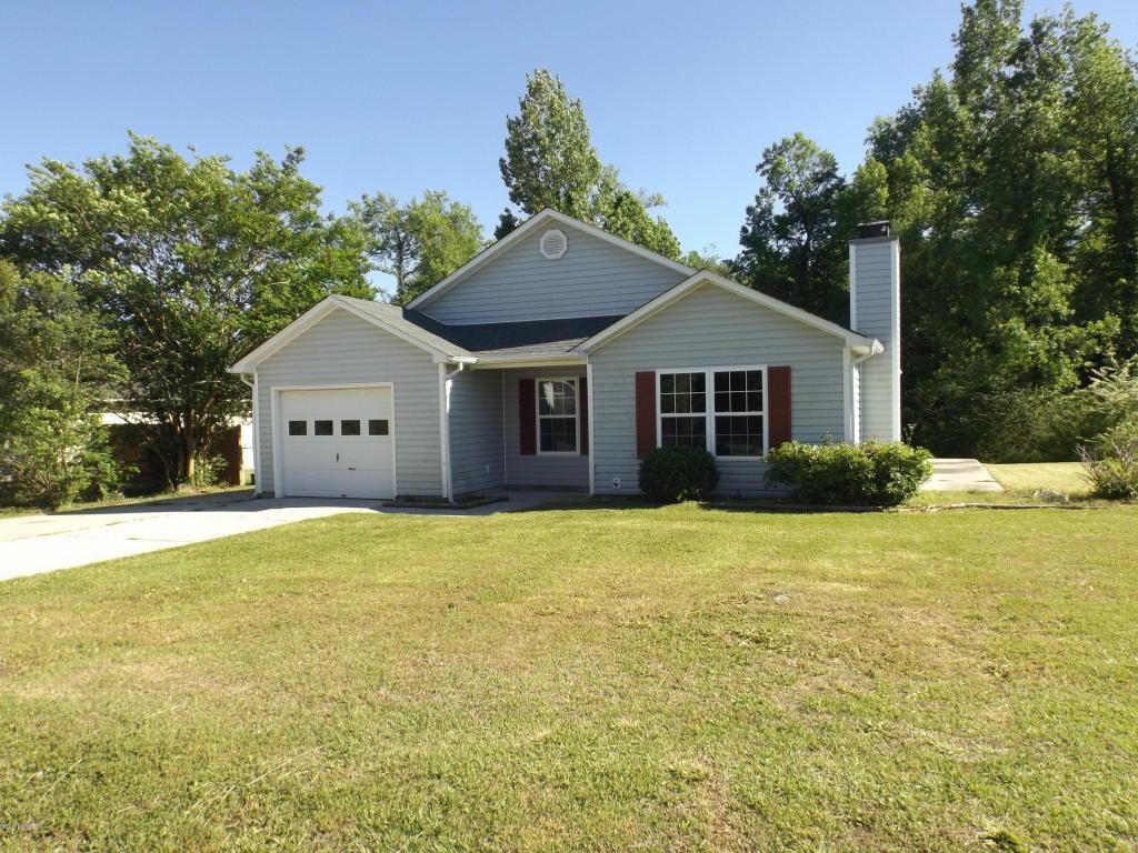 249 Pollard Drive, Jacksonville, NC 28540 (MLS #100024117) :: Century 21 Sweyer & Associates