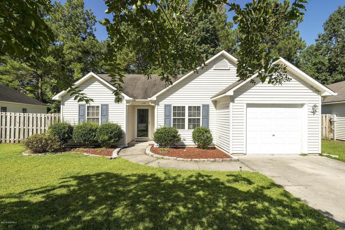 1128 Sunburst Way NE, Leland, NC 28451 (MLS #100024420) :: Century 21 Sweyer & Associates