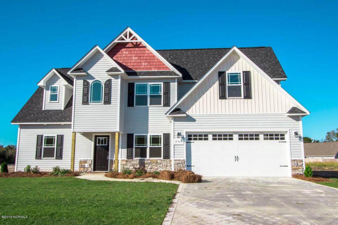 209 Breakwater Drive, Sneads Ferry, NC 28460 (MLS #100024998) :: Century 21 Sweyer & Associates