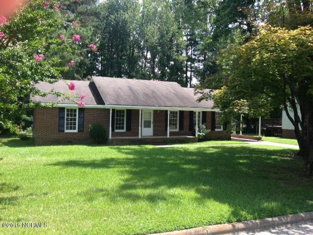 2602 Buckingham Road NW, Wilson, NC 27896 (MLS #100025089) :: Century 21 Sweyer & Associates