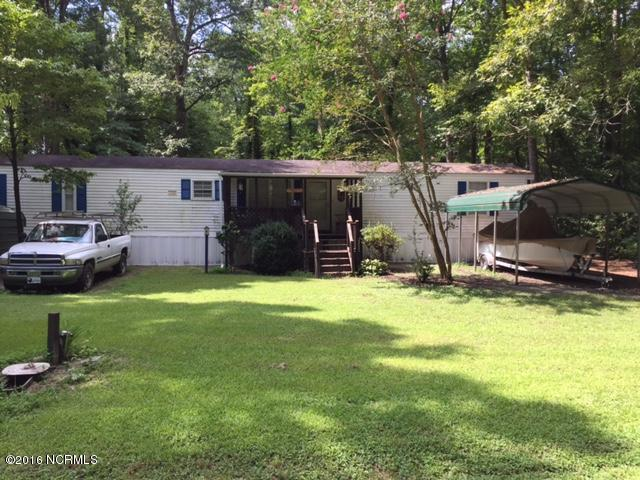 67 Cottonwood Drive, Blounts Creek, NC 27814 (MLS #100025725) :: Century 21 Sweyer & Associates