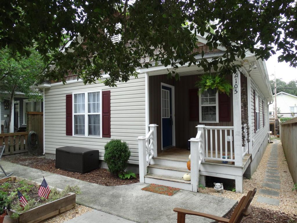 2105 Metts Avenue, Wilmington, NC 28403 (MLS #100025919) :: Century 21 Sweyer & Associates