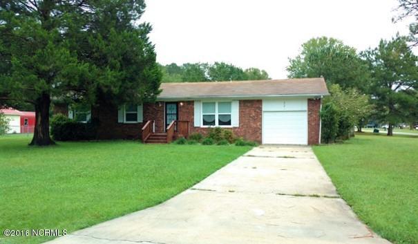 202 Timothy Road, Jacksonville, NC 28546 (MLS #100026699) :: Century 21 Sweyer & Associates
