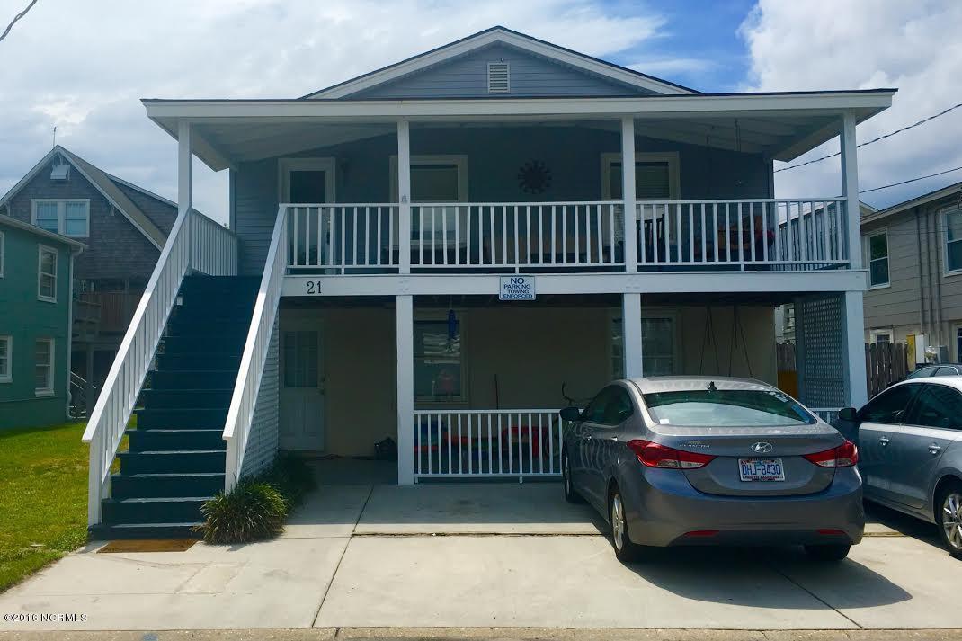21 W Greensboro Street, Wrightsville Beach, NC 28480 (MLS #100026916) :: Century 21 Sweyer & Associates