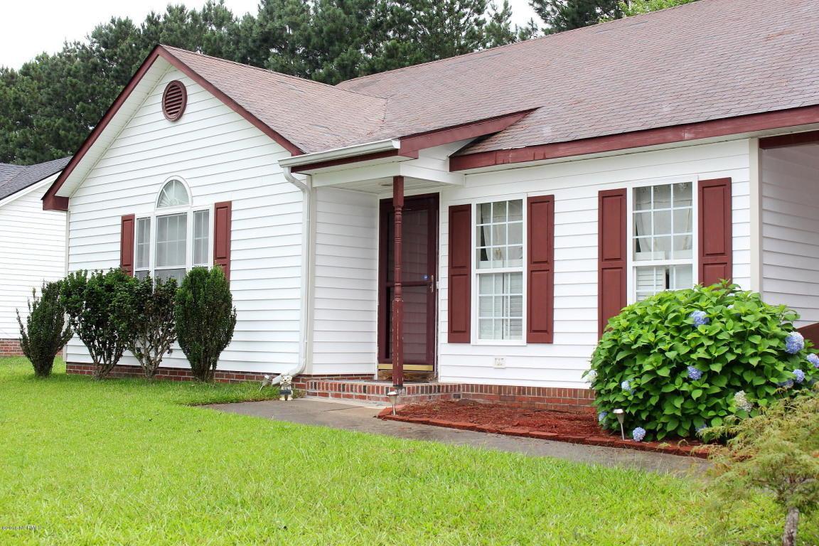 2906 Concord Drive N, Wilson, NC 27896 (MLS #100027028) :: Century 21 Sweyer & Associates