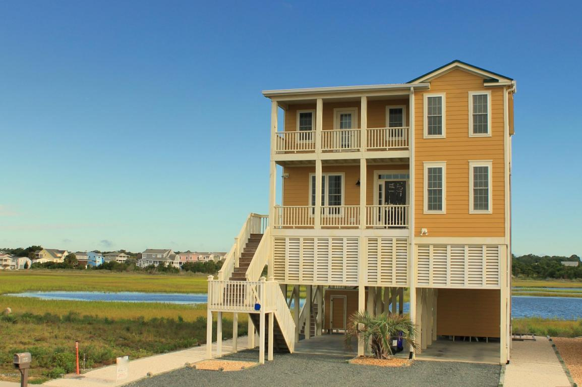 844 Ocean Boulevard W, Holden Beach, NC 28462 (MLS #100027462) :: Century 21 Sweyer & Associates