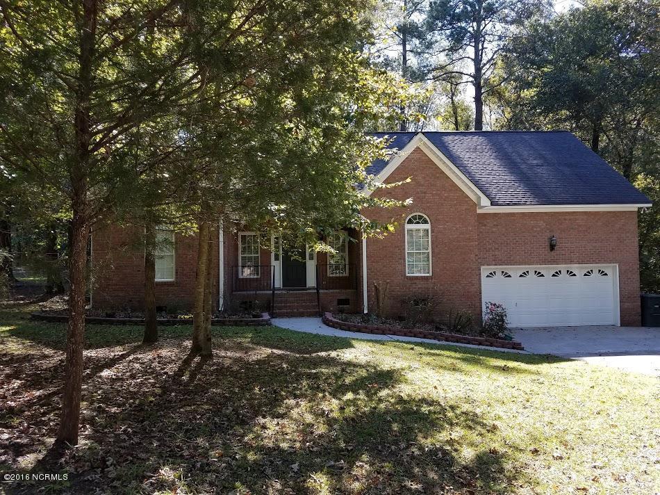 200 Chippendail Drive, Greenville, NC 27858 (MLS #100027963) :: Century 21 Sweyer & Associates