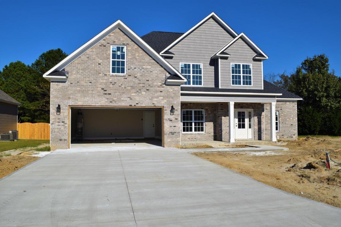 4217 Barrington Drive, Greenville, NC 27834 (MLS #100029057) :: Century 21 Sweyer & Associates