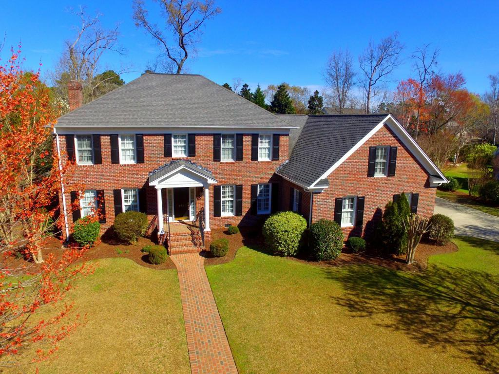 603 Carnoustie Drive, Greenville, NC 27858 (MLS #100029094) :: Century 21 Sweyer & Associates