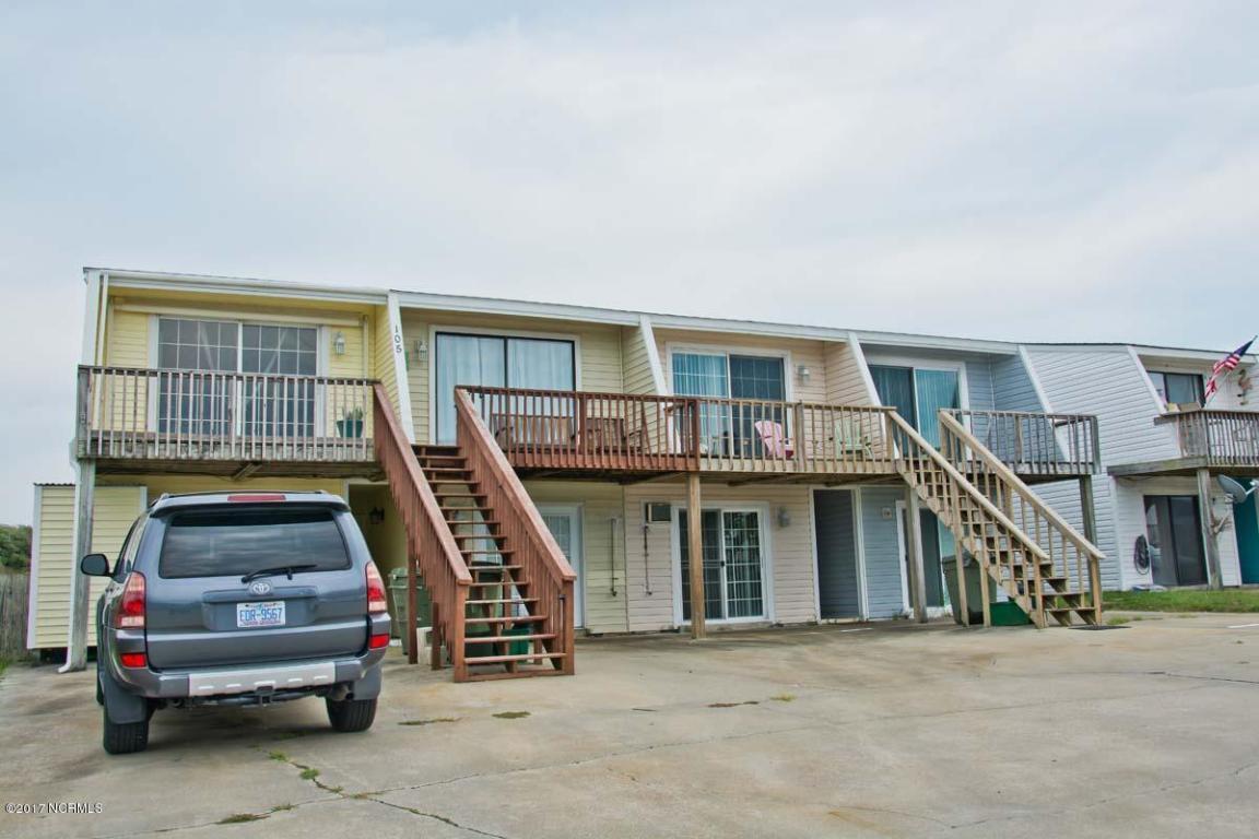 105 Freeman Lane C, Atlantic Beach, NC 28512 (MLS #100029555) :: Century 21 Sweyer & Associates
