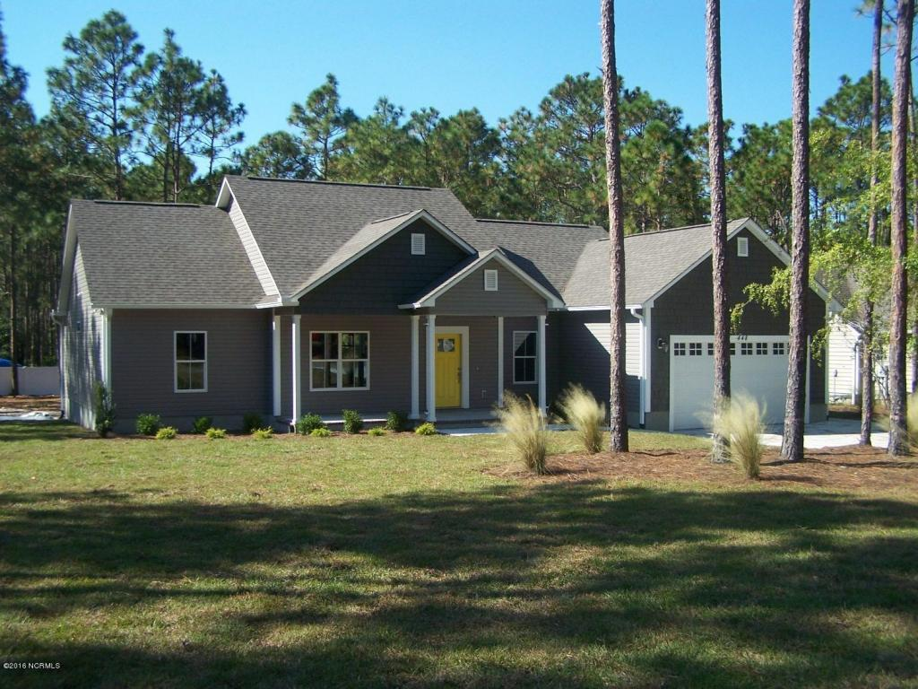 448 Crestview Drive, Southport, NC 28461 (MLS #100029748) :: Century 21 Sweyer & Associates