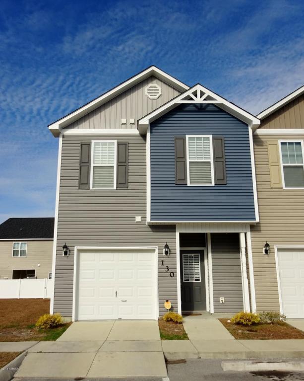 130 Waterstone Lane, Jacksonville, NC 28546 (MLS #100030011) :: Century 21 Sweyer & Associates