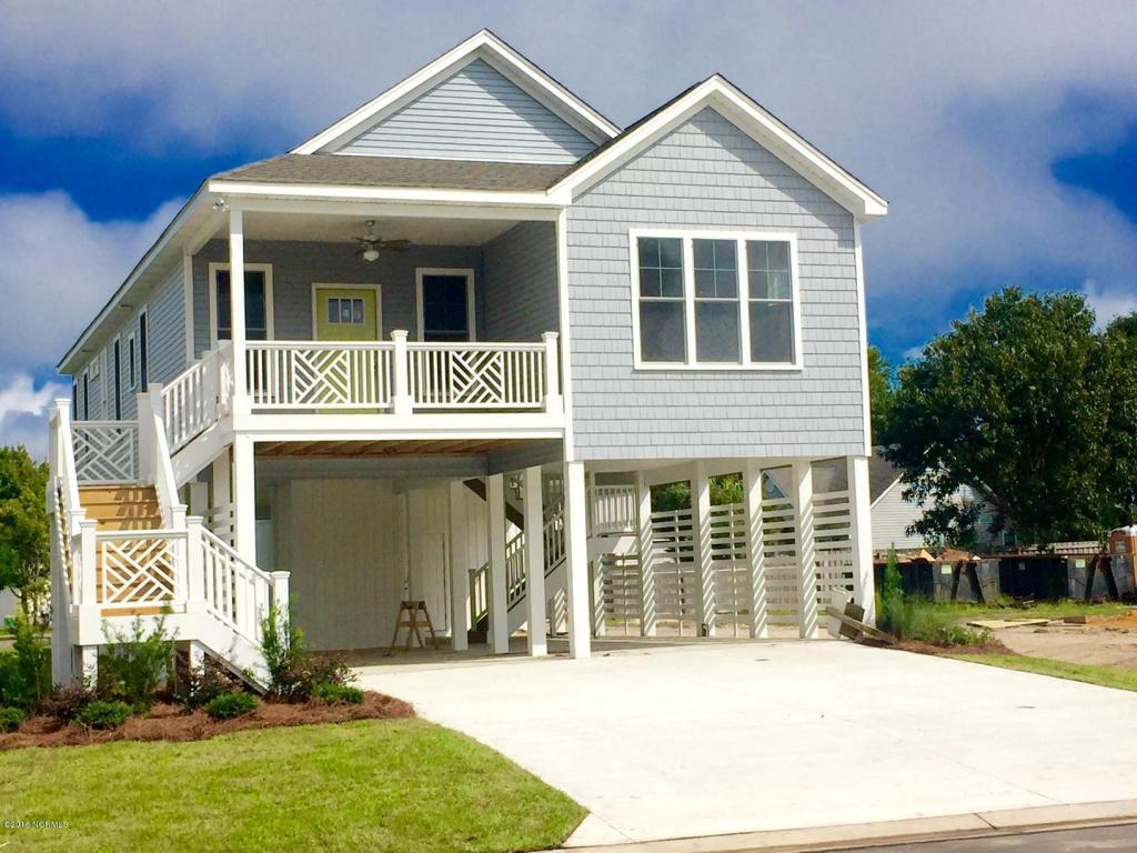 308 Ivy Lane, Carolina Beach, NC 28428 (MLS #100030209) :: Century 21 Sweyer & Associates