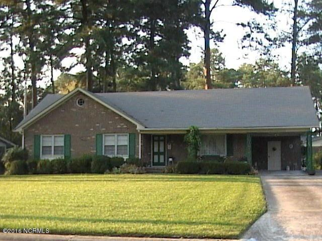 1906 Oakdale Drive W, Wilson, NC 27893 (MLS #100030249) :: Century 21 Sweyer & Associates