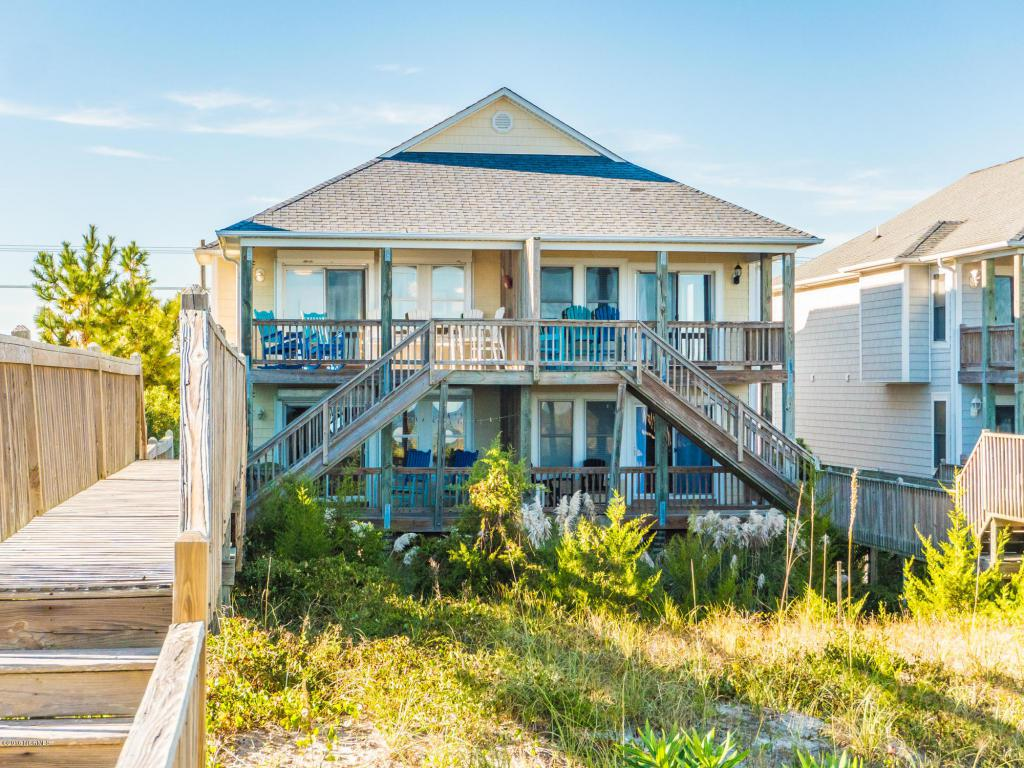 205 S Anderson Boulevard D, Topsail Beach, NC 28445 (MLS #100030690) :: Century 21 Sweyer & Associates