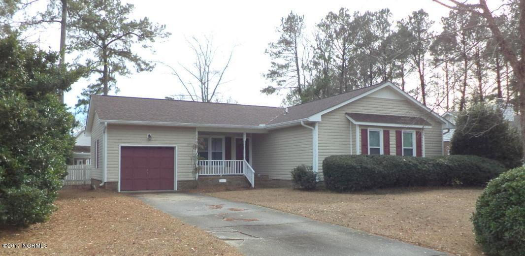 2701 Northwoods Drive, Jacksonville, NC 28540 (MLS #100030700) :: Century 21 Sweyer & Associates