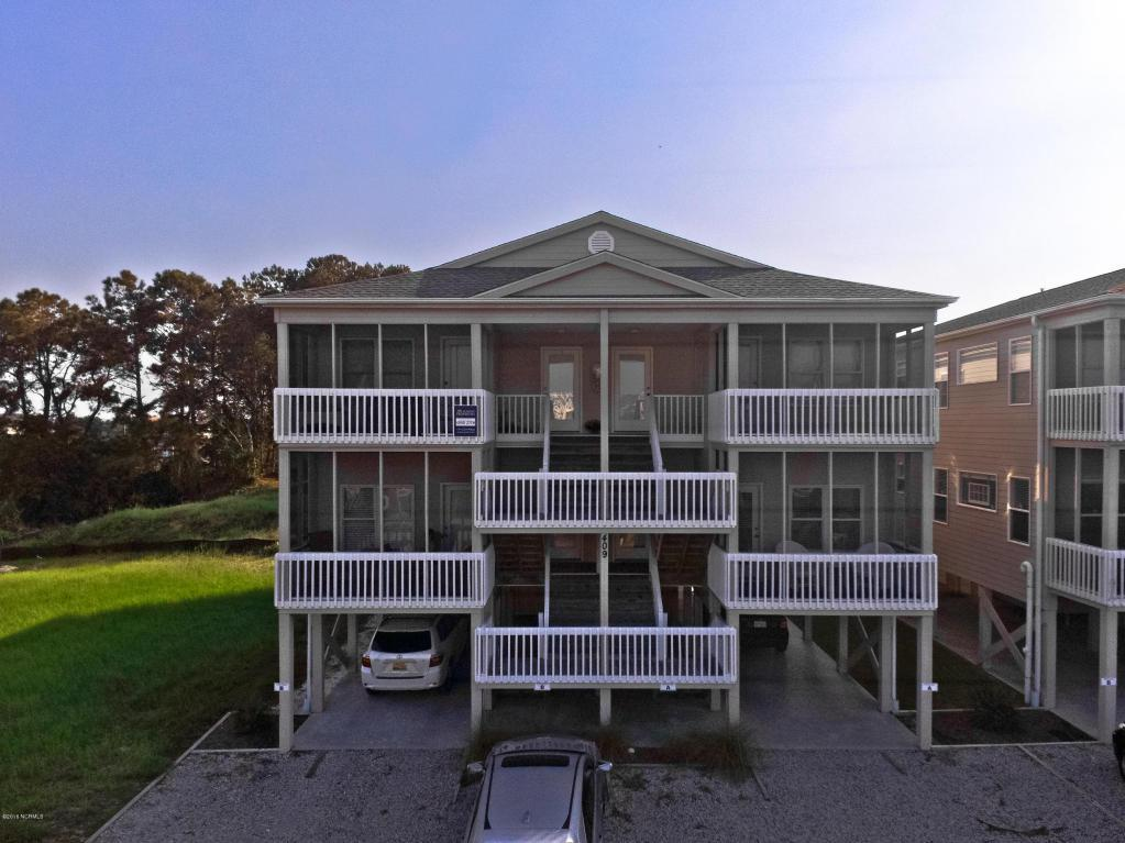 409 27th Street C, Sunset Beach, NC 28468 (MLS #100031240) :: Century 21 Sweyer & Associates
