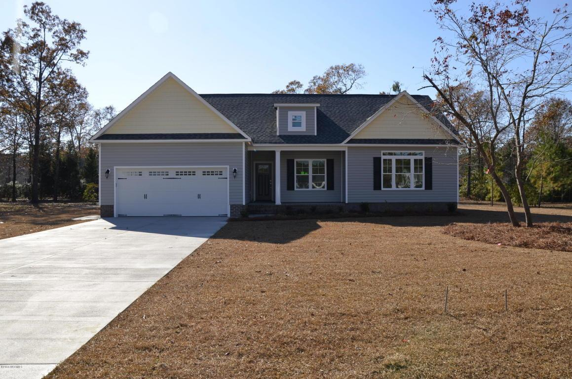 126 Quail Woods Drive, New Bern, NC 28560 (MLS #100031760) :: Century 21 Sweyer & Associates