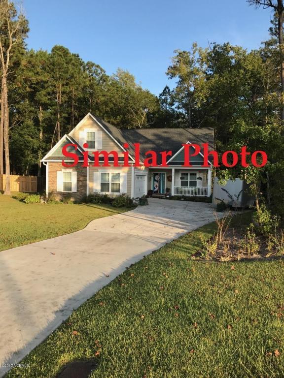108 White Swan Way, Swansboro, NC 28584 (MLS #100031786) :: Century 21 Sweyer & Associates