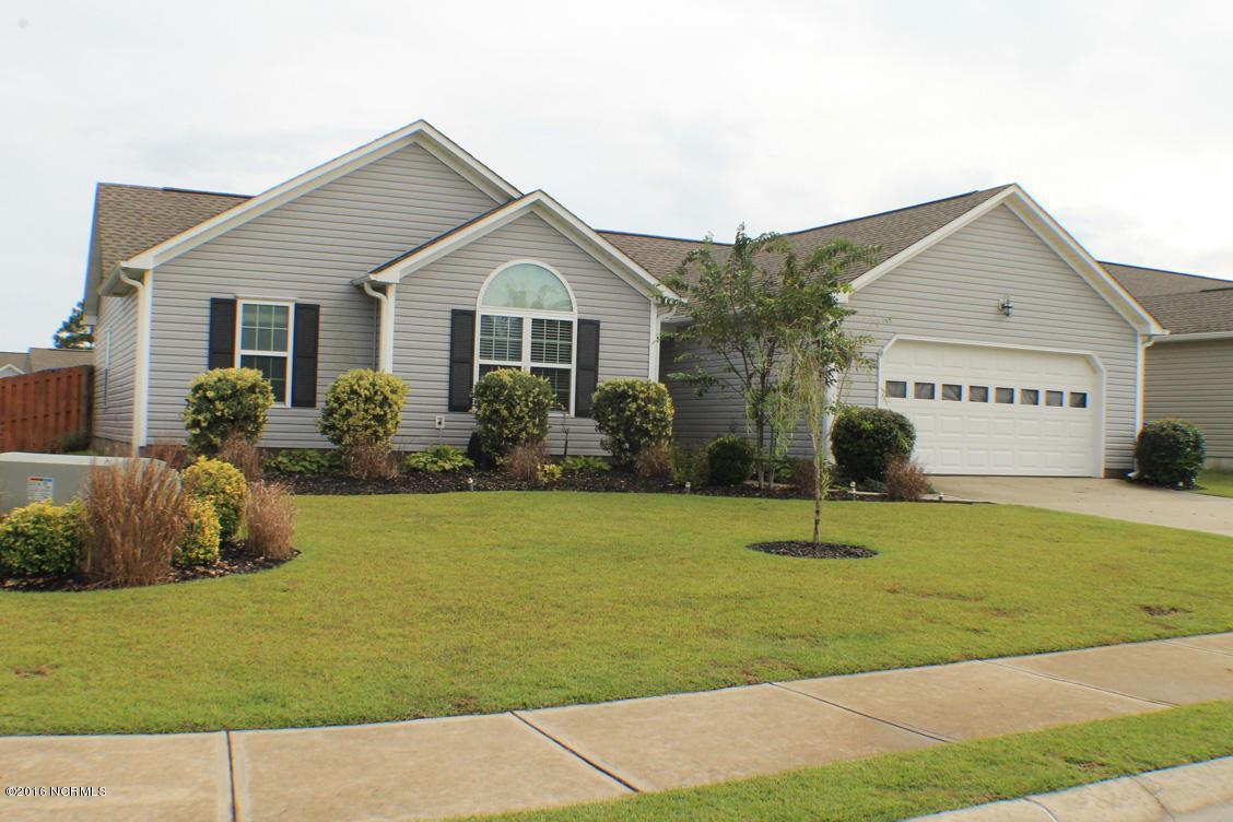 246 Red Carnation Drive, Holly Ridge, NC 28445 (MLS #100032073) :: Century 21 Sweyer & Associates
