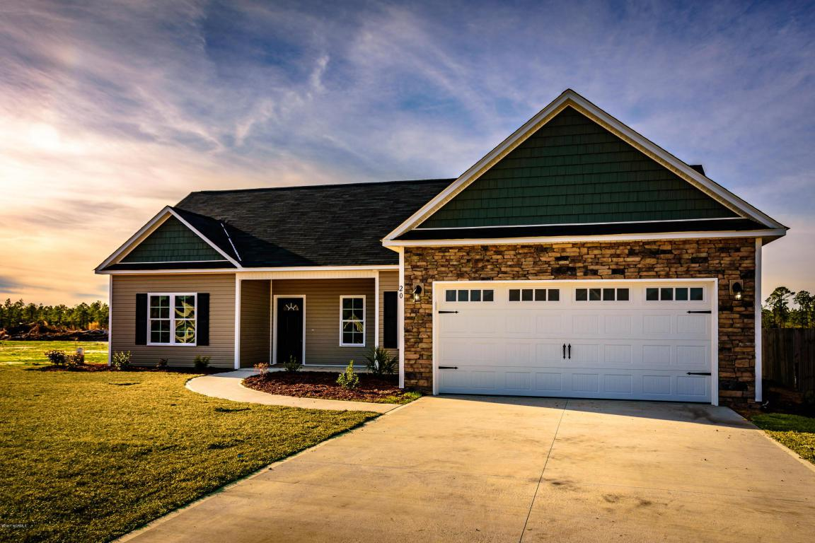 204 Chestwood Drive, Hubert, NC 28539 (MLS #100032262) :: Century 21 Sweyer & Associates