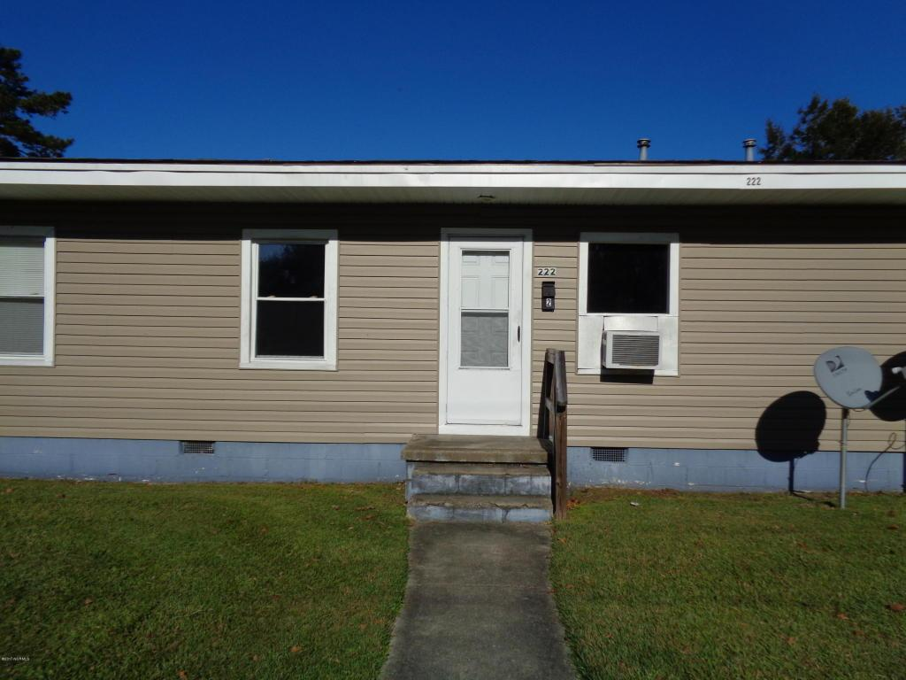 222 Richlands Avenue #2, Jacksonville, NC 28540 (MLS #100032304) :: Century 21 Sweyer & Associates