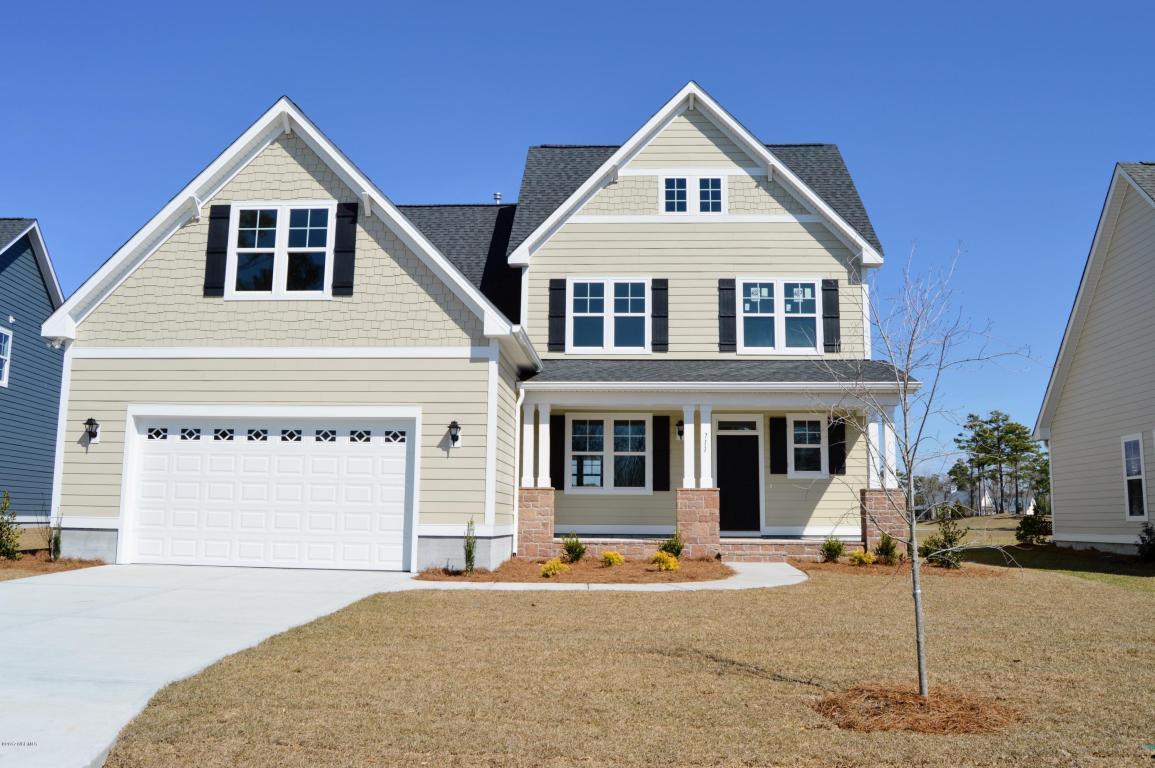 711 Lanyard Drive, Newport, NC 28570 (MLS #100033615) :: Century 21 Sweyer & Associates