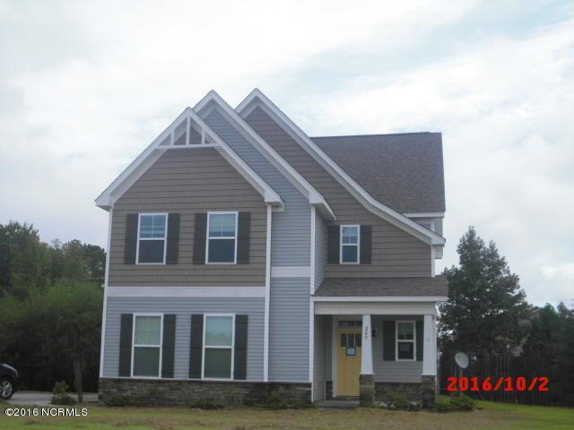 205 Marissa Court, Jacksonville, NC 28540 (MLS #100033800) :: Century 21 Sweyer & Associates