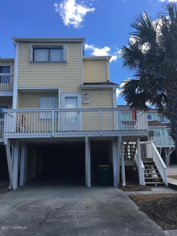 1100 S Fort Fisher Boulevard #1404, Kure Beach, NC 28449 (MLS #100046008) :: Century 21 Sweyer & Associates