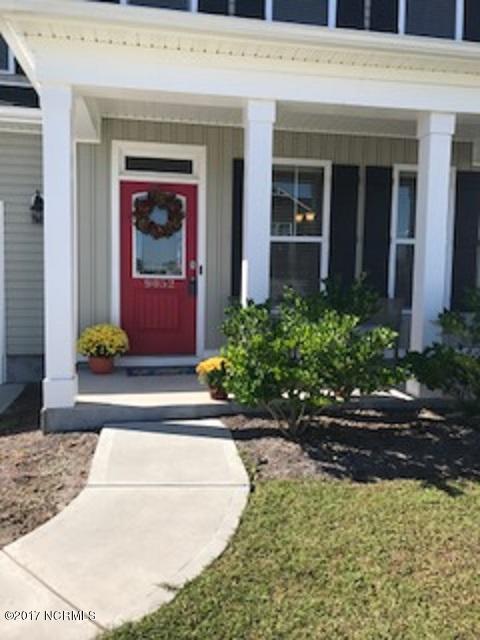 9052 Gardens Grove Road, Leland, NC 28451 (MLS #100054168) :: Century 21 Sweyer & Associates