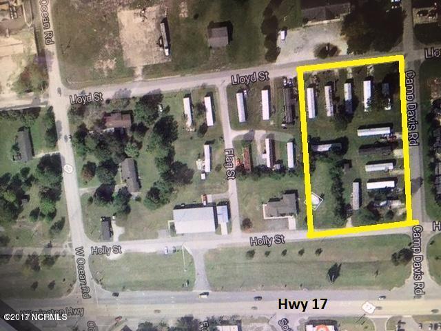 Lot 6 - 9 Lloyd Street, Holly Ridge, NC 28445 (MLS #100055003) :: Century 21 Sweyer & Associates
