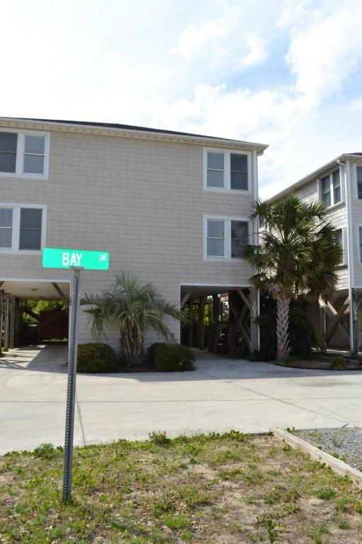 107 Bay Drive B, Surf City, NC 28445 (MLS #100059565) :: Century 21 Sweyer & Associates