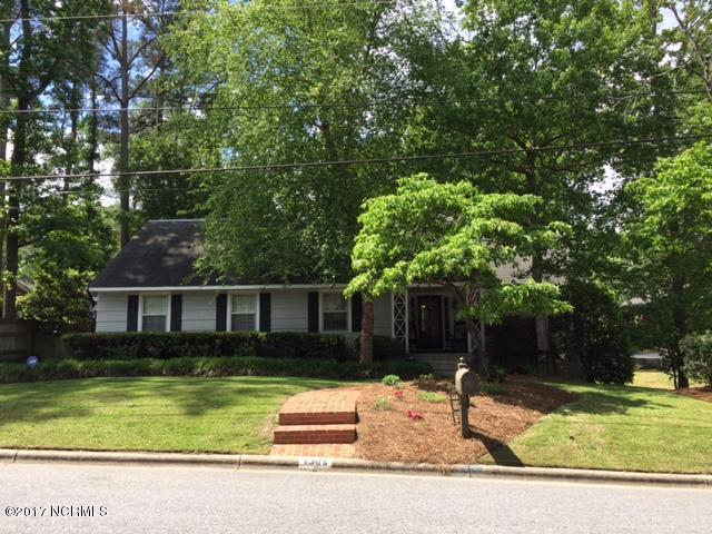 1306 N Overlook Drive, Greenville, NC 27858 (MLS #100061596) :: Century 21 Sweyer & Associates