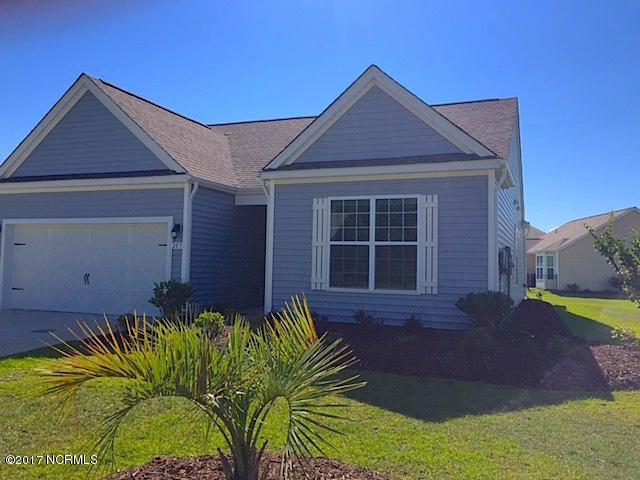207 Cable Lake Circle, Carolina Shores, NC 28467 (MLS #100063461) :: Century 21 Sweyer & Associates