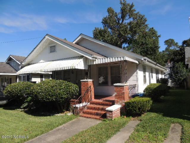411 S 18th Street, Wilmington, NC 28403 (MLS #100078648) :: Harrison Dorn Realty
