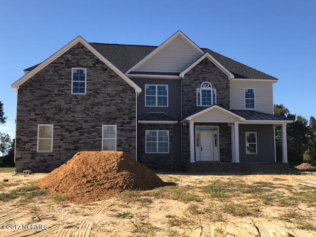 2723 Cox Farm Road, Greenville, NC 27858 (MLS #100080223) :: Century 21 Sweyer & Associates