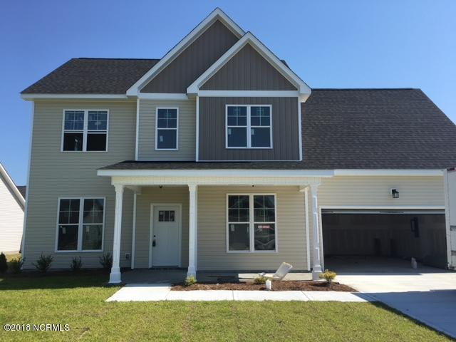 504 New Hanover Trail, Jacksonville, NC 28546 (MLS #100097543) :: RE/MAX Essential