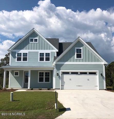 420 Lanyard Drive Lot 210, Newport, NC 28570 (MLS #100103732) :: The Keith Beatty Team