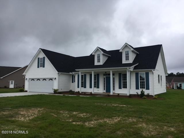222 Morada Bay Drive, Newport, NC 28570 (MLS #100103907) :: Century 21 Sweyer & Associates