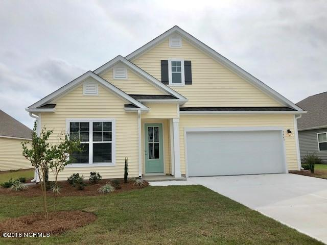7947 Huron Drive Lot 257, Wilmington, NC 28412 (MLS #100104901) :: Courtney Carter Homes