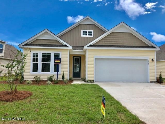 7943 Huron Drive Lot 258, Wilmington, NC 28412 (MLS #100111262) :: Courtney Carter Homes