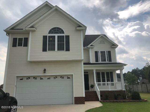 546 Patsy Drive, Greenville, NC 27858 (MLS #100115723) :: Berkshire Hathaway HomeServices Prime Properties